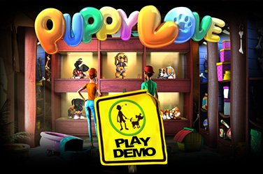Puppy love mobile Mobile Spielautomat