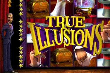 True illusions mobile Handy Video Slot