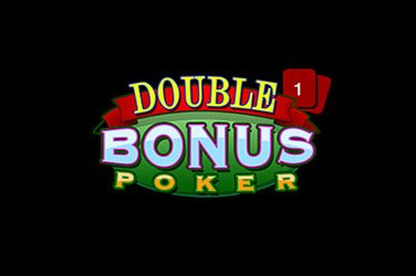 Double bonus poker Video Poker