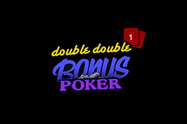 Double double bonus poker Video Poker