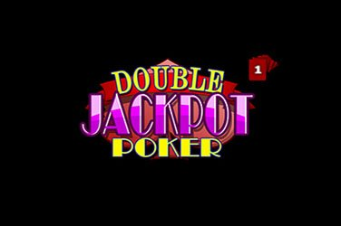 Double jackpot poker Video Poker