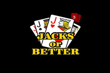 Jacks or better 3 hand Video Poker
