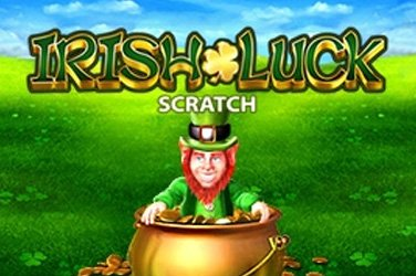 Irish luck scratch Rubbelkarten Spiel