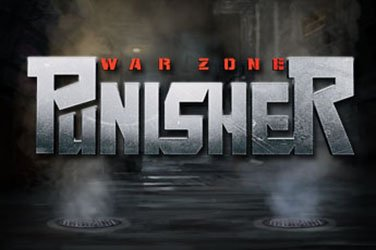 Punisher war zone scratch Rubbelkarten Spiel