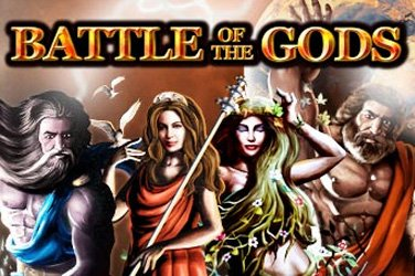 Battle of the gods Video Slot