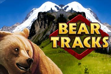 Bear tracks Video Slot