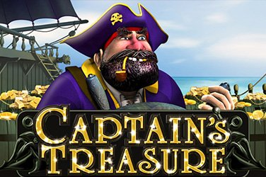 Captains treasure Automatenspiel
