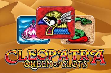Cleopatra - queen of slots Videospielautomat