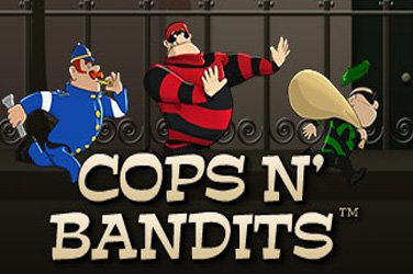 Cops and bandits Videospielautomat