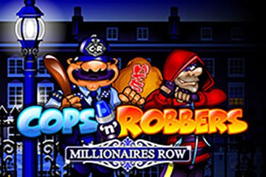 Cops 'n' robbers millionaires row Slotmaschine