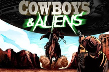 Cowboys and aliens Demo Slot