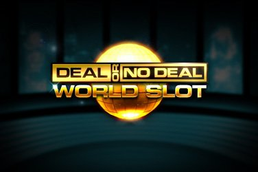 Deal or no deal world slot Videospielautomat