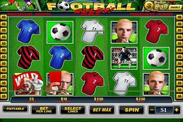 Football rules Video Slot