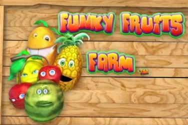 Funky fruits farm Videospielautomat