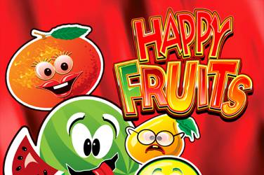 Happy fruits Video Slot