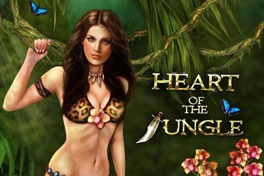 Heart of the jungle Demo Slot