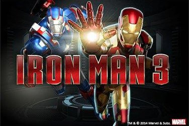 Iron man 3 Videoslot