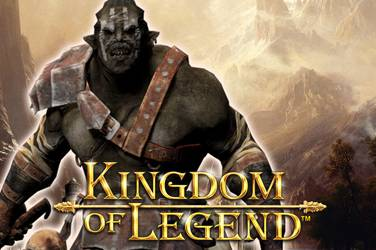 Kingdom of legend Video Slot