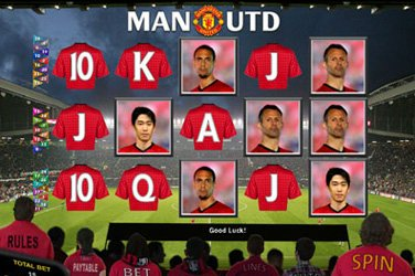 Manchester united Video Slot