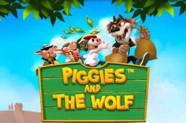 Piggies and the wolf Automatenspiel