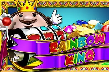 rainbow king spielen