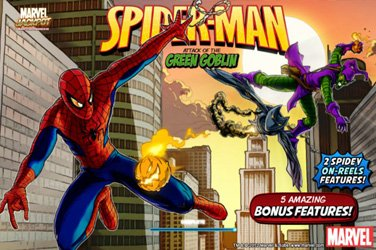 Spider-man attack of the green goblin Demo Slot