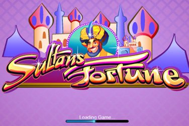Sultans fortune Demo Slot