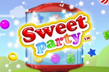 Sweet party Video Slot