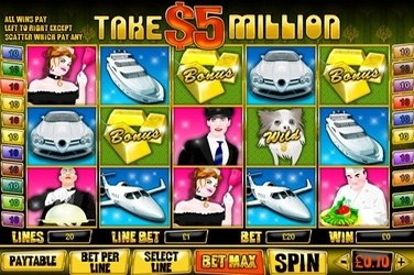 Take 5 million Video Slot