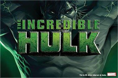 The incredible hulk Videospielautomat