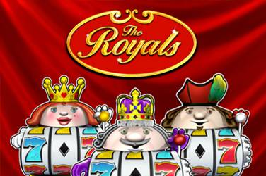 The royals Automatenspiel