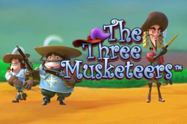 The three musketeers Demo Slot