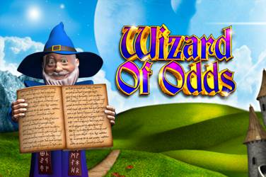 Wizard of odds Videospielautomat