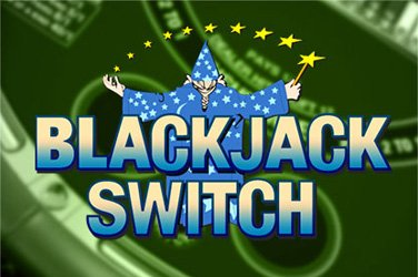 Blackjack switch Tischspiel
