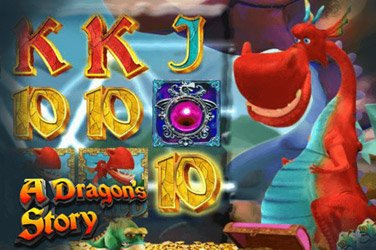 A dragons story Video Slot
