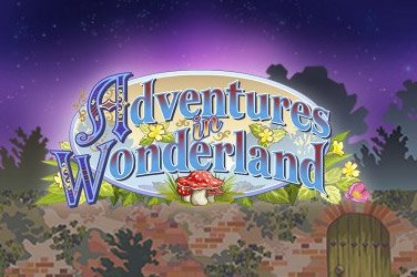 Adventures in wonderland deluxe Videoslot