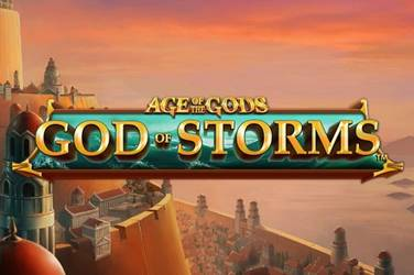 Age of the gods: god of storms Videospielautomat