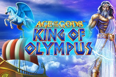 Age of the gods: king of olympus Videoslot