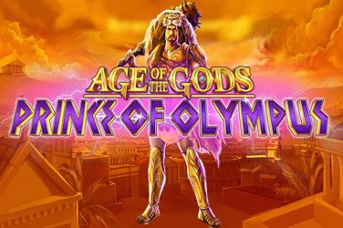 Age of the gods: prince of olympus Automatenspiel