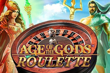 Age of the gods roulette Slotmaschine