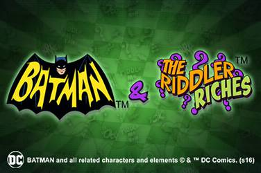 Batman & the riddler riches Video Slot