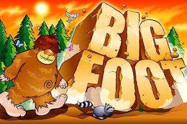 Big foot Automatenspiel