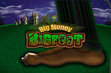 Big money bigfoot Video Slot