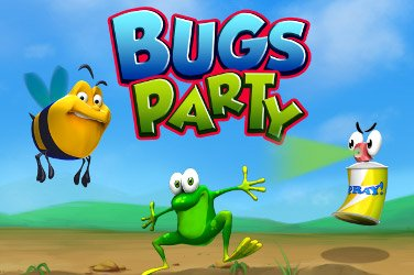 Bugs party Videoslot