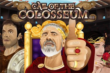 Call of the colosseum Videoslot