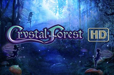 Crystal forest hd Slotmaschine
