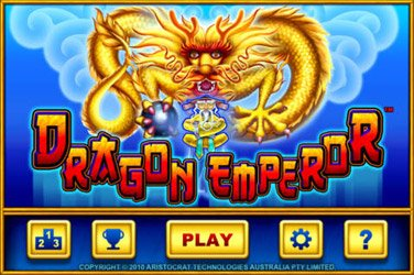Dragon emperor Demo Slot