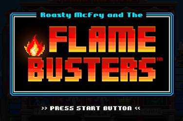 Flame busters Slotmaschine