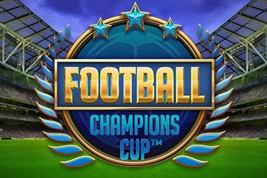 Football: champions cup Videoslot