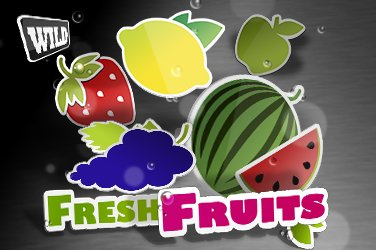 Fresh fruits Automatenspiel